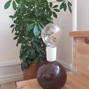 Rigtig sød kuglelampe fra danske Abo Randers. 😘✌♻️