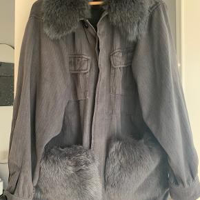 Custommade Pels- & skindjakke