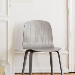 Muuto Visu Chair.  To stk - de er stadig i æsken.  Prisen er pr. Stk. Jeg vil helst sælge samlet. Sælges til næsten halv pris af salgspris.