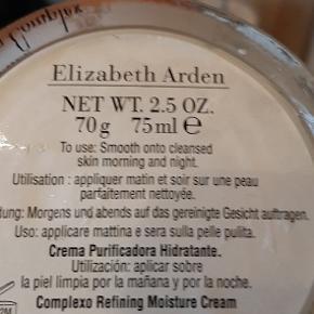 Super lækker creme fra ELIZABETH ARDEN.  75 ML. BRUGT 3 GANGE. MAX BRUGT 5-10 ML. SMID ET BUD. SÆLGER UD AF ALT