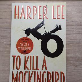 """""""To kill a mockingbird"""" af Harper Lee. Aldrig åbnet."""