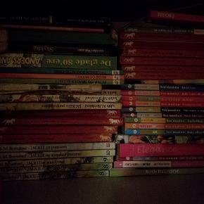 Mange forskellige bøger, skriv hvilke der har interesse og vi finder en fair pris 😊
