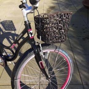 KILDEMOSE pige cykel..  har kørt max 500 m. Fejler intet. Str 38 cm Har kvittering..