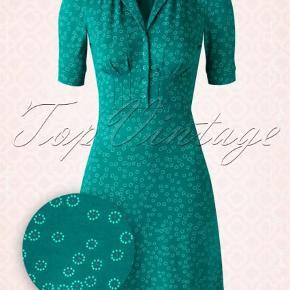 Varetype: Midi Farve: Grøn  Farven er helt speciel. Og vil beskrive den som mørk turkisgrøn.