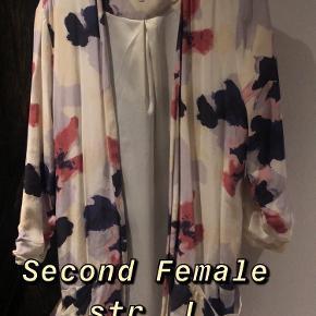 Second Female cardigan