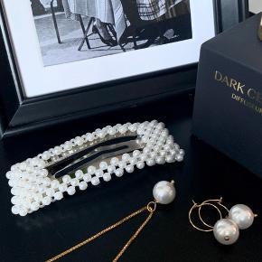Celine Necklace 💙 Smuk naturperle i ægte guldkæde ✨ ✨⭐️✨⭐️✨⭐️✨ Fragt 10kr