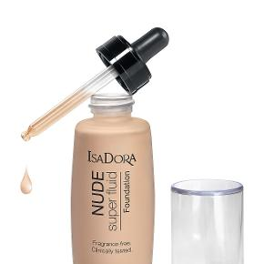 Isadora NUDE FLUID FOUNDATION 10 NUDE PORCELAIN - Makeup Pris på nettet 170 kr :) Min MP 95 kr :)