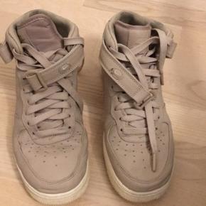 Nike air force beige