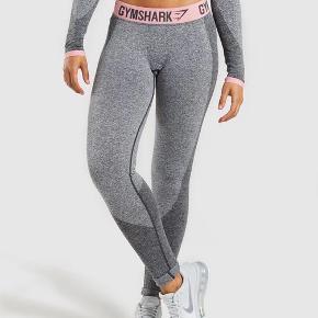 Gymshark flex leggings i str xs. Nypris 559. Sælges for 300 og ellers Byd gerne Brugt 1 gang, vasket 1 gang