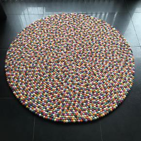 Hay gulvtæppe