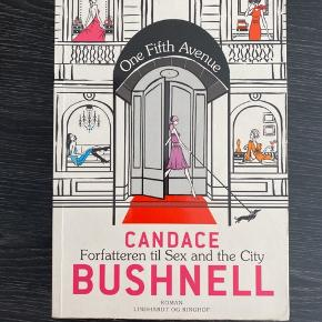 One fifth avenue - bog.  Candace bushnell forfatter til sex and The city