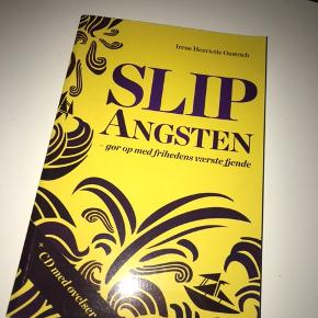 Slip angsten af Irene Henriette Oestrich Uden CD. Læst 1 gang.