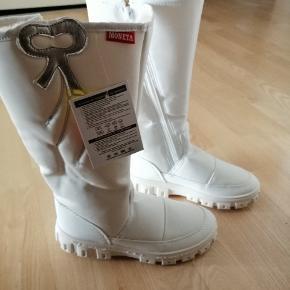 Super fede vinterstølver med for, som også kan bruges som gummistøvler