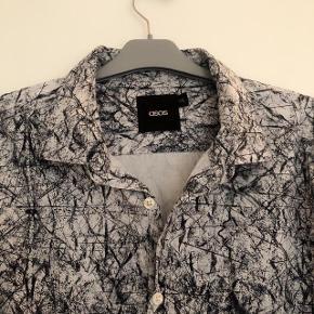 Asos mønstret skjorte str XXL