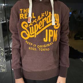 Superdry hættetrøje