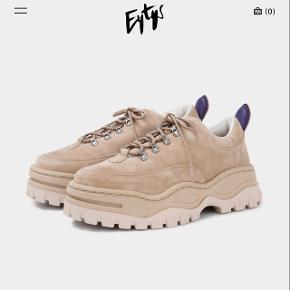 Eytys ruskinds sko Aldrig brugt, stadig i emballage - æske følger med Nypris 2090,- plus fragt