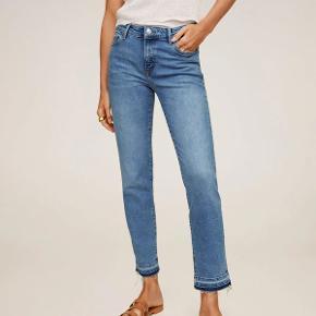 Mango grace jeans sælges. Str. 38  Kan enten afhentes i Valby eller på Frederiksberg, eller sendes.