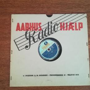 """Lakplade - """"Fra Fiffi Revyen 1949"""""""