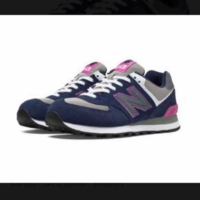 Lækre sneakers fra NB New Balance.  Fin stand - mellem nsn og gmb  Str. 39 US 8 Uk 6 EU 39 CM 25
