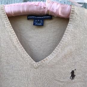 Bluse, Ralph Lauren, str L, str. 40  Lækker merino uld bluse fra Ralph Lauren Gratis fragt.