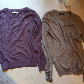 2 stk. trøjer fra Samsøe & Samsøe i størrelse s.