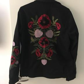 Bomber jacket fra h&m