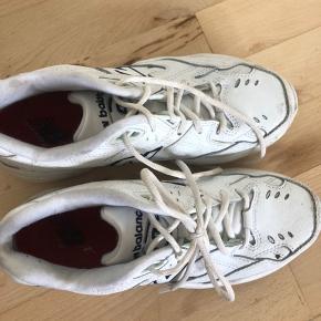 Populære sneakers fra new balance sælges, da jeg ikke får brugt dem selv. Gået med 2-3 gange.