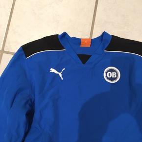 OB overtrækstrøje (tyk model med reflekser) str S Pæn og velholdt trøje