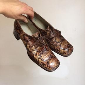 Italienske vintage sko str 37