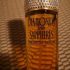 Elizabeth Taylor, Diamonds & saphire 100ml aldrig brugt fejlkøb
