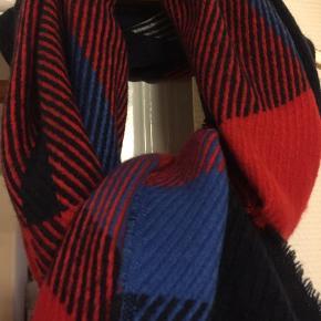 Super flot halstørklæde extra bredt