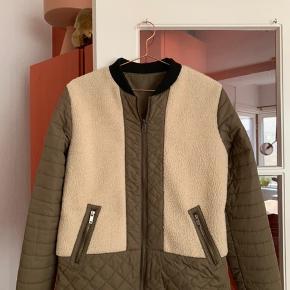 Storm og Marie termojakke med uld. Fungere perfekt som overgangsjakke 🍂
