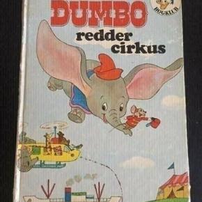 Dumbo redder cirkus -fast pris -køb 4 annoncer og den billigste er gratis - kan afhentes på Mimersgade 111 - sender gerne hvis du betaler Porto - mødes ikke andre steder - bytter ikke