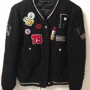 Fin jakke/blazer fra Zara