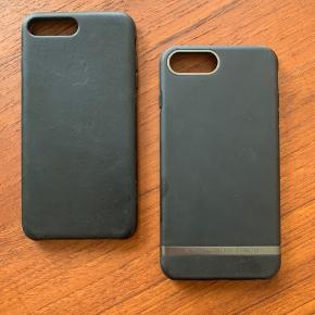 Sælges for 30 kr./stk eller 50 kr. samlet 😊 Passer til IPhone 8/7/6/6S (Plus)