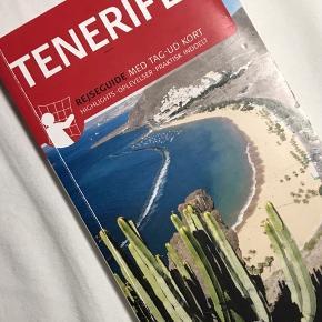 Rejseguide til Tenerife, med kort. Kom med et bud.