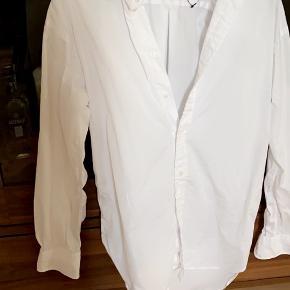 Oversize skjorte. Fejler intet
