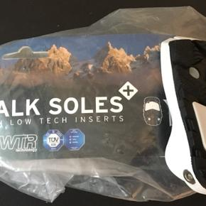 Walk soles til Salolon Quest støvle. Ved udskifting på sin støvle kan man benytte randoné bindinger.  Grundet: Fejlkøb