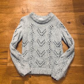 Lækreste Neo Noir strik Style: Santiago Knit 35% uld
