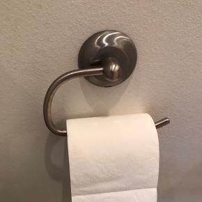 Toiletrulle holder sælges!