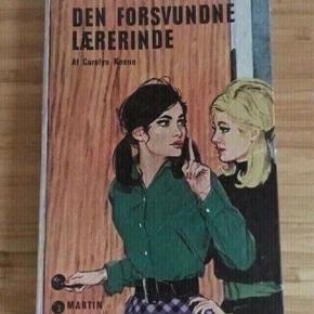 Den forsvundne læreinde Dana pigerne -fast pris -køb 4 annoncer og den billigste er gratis - kan afhentes på Mimersgade. 2200 - sender gerne hvis du betaler Porto - mødes ikke andre steder - bytter ikke