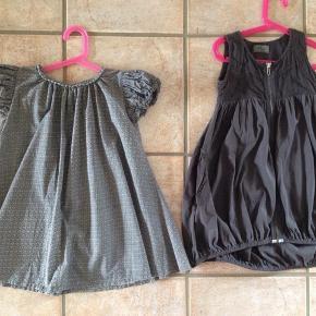 2 stk. Super fine Freoli kjoler/tunikakjole str. 4 år. Kun brugt få gange. Kom med et bud. Bor 6710