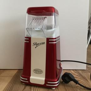Fin popcorn maskine  Brugt få gange  Np:300kr