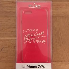Mads Nørgaard mobilcover for iPhone 7/7s sælges for 50kr