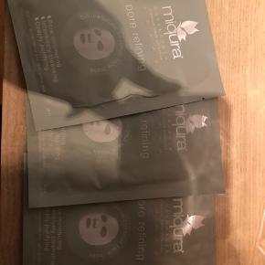 3 stk pore refining mask.