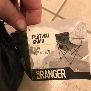 Koncert stol m kopholder