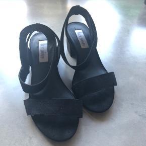 Smukke sko fra Nelly - stort set aldrig brugt 💓