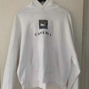 Cav Empt embroidered heavy hoodie Oversize fit