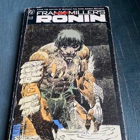 Frank Miller ronin Tegneserie  -fast pris -køb 4 annoncer og den billigste er gratis - kan afhentes på Mimersgade 111 - sender gerne hvis du betaler Porto - mødes ikke andre steder - bytter ikke