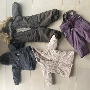 Ver de terre tøjpakke